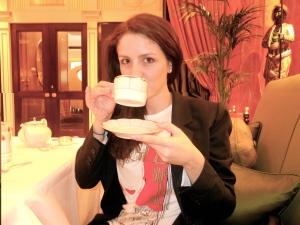 Carolina Benoit Dorchester tea